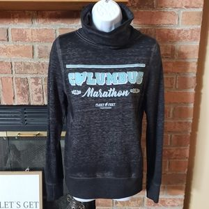 NWT Columbus Marathon Undated Sweatshirt